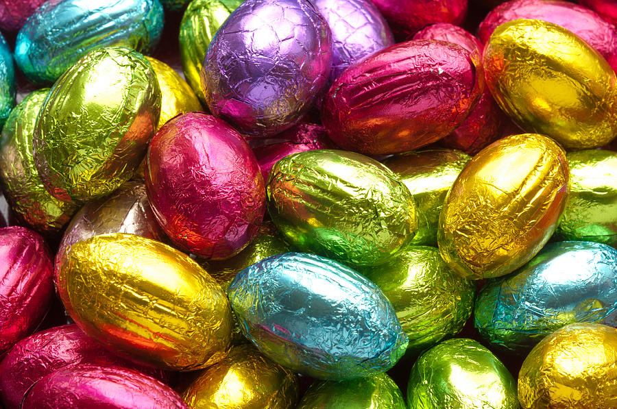 Easter egg testing and a choc-tastic competition - lottyearns